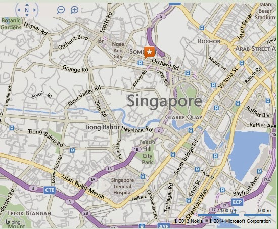 BorderX Singapore Location Map,Location Map of BorderX Singapore,BorderX Singapore accommodation destinations attractions hotels map reviews photos pictures