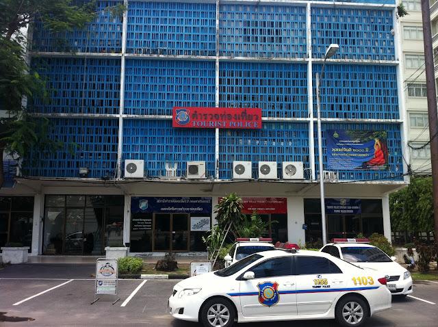 Cuartel de la Policía Turística