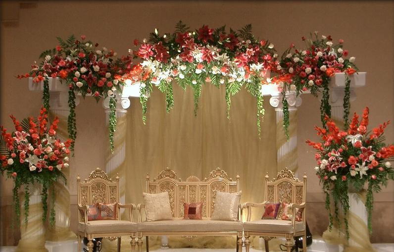 Wedding Stage Design Wedding Decor Ideas