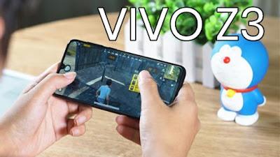 Vivo HP untuk main game berat seperti PUBG dan Mobile legends
