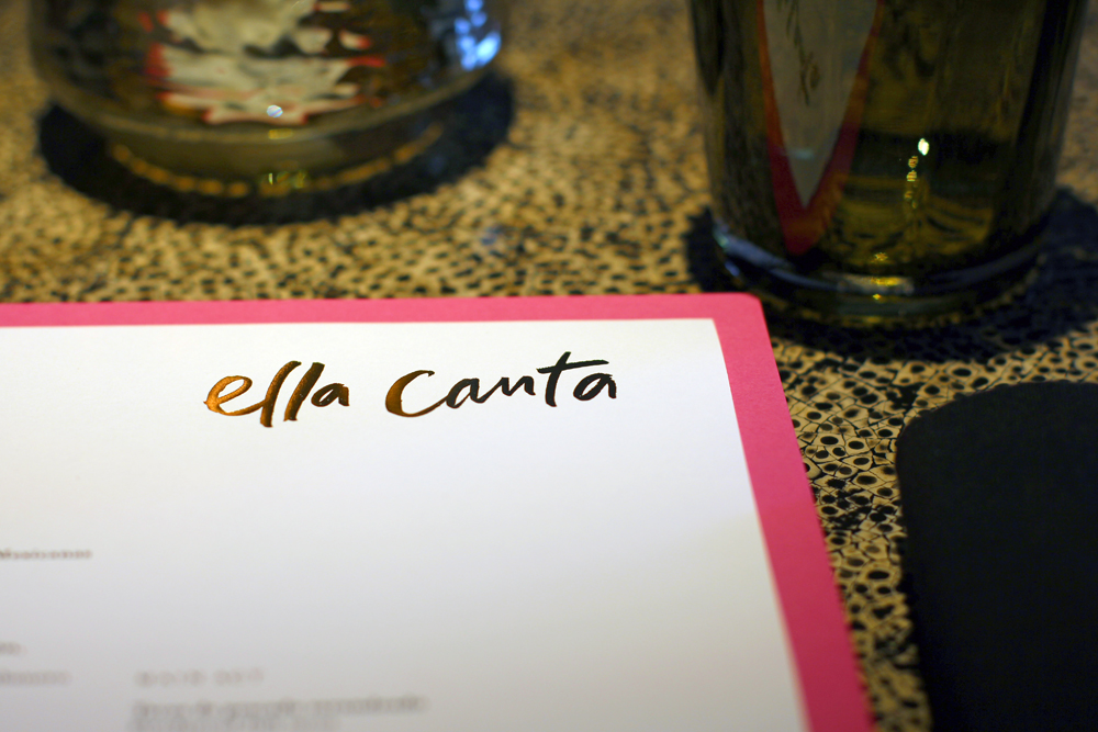 Ella Canta Mexican Restaurant in London - UK lifestyle blog