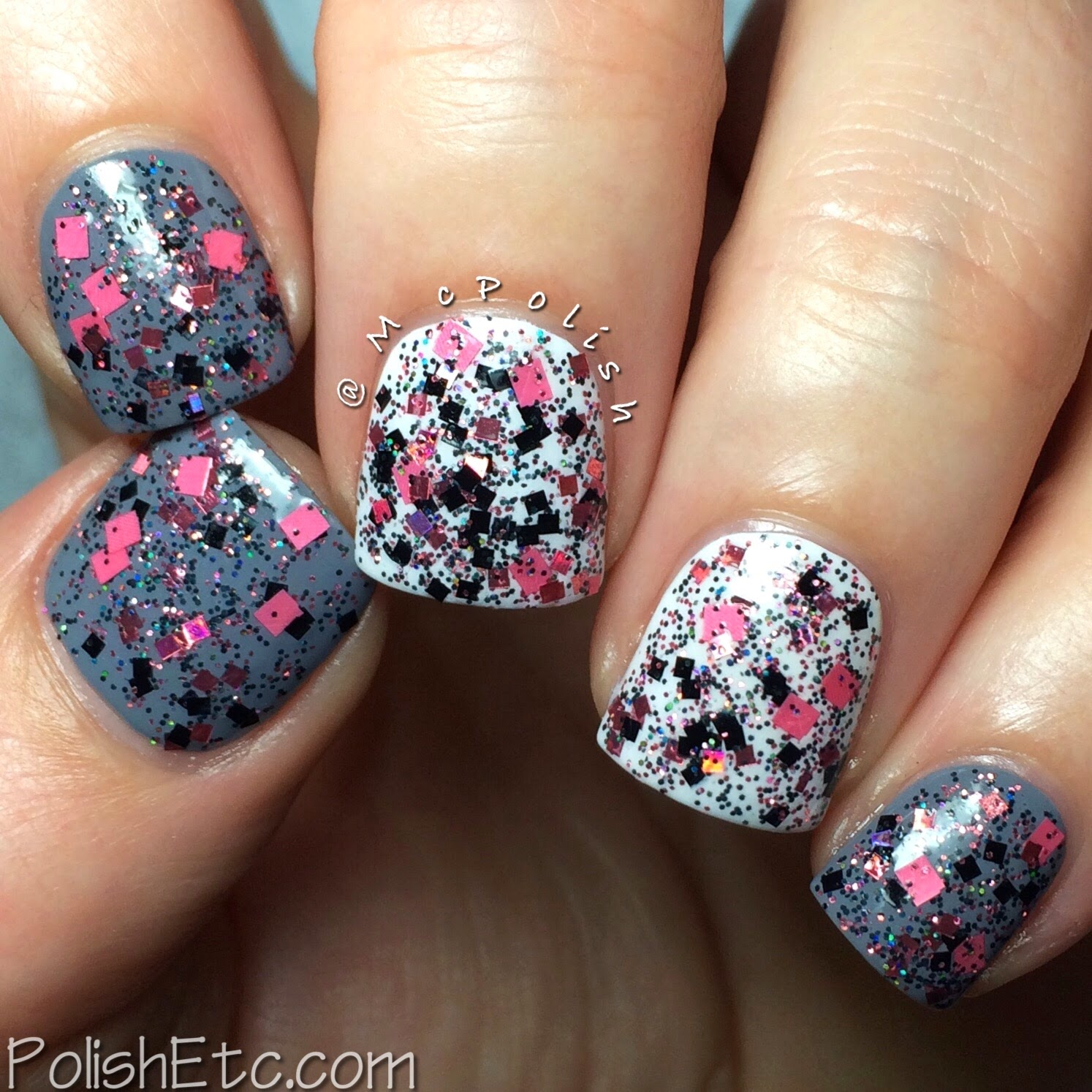 Nayll custom nail polishes - McPolish - Krissy