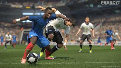 Pro Evolution Soccer 2017 Update Apk Android Mod v1.0.0