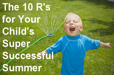 How Your Child Can Have a Successful Summer: Academics & Play