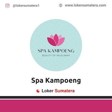 Lowongan Kerja Padang, SPA Kampoeng Juni 2021