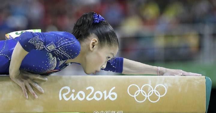 Shang Chunsong I Will Be Back Wogymnastika