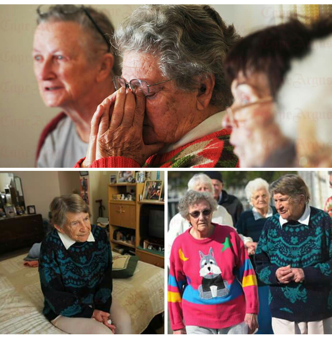 Ethnic cleansing of white pensioners from NGO- housing, Libertas, Somerset West