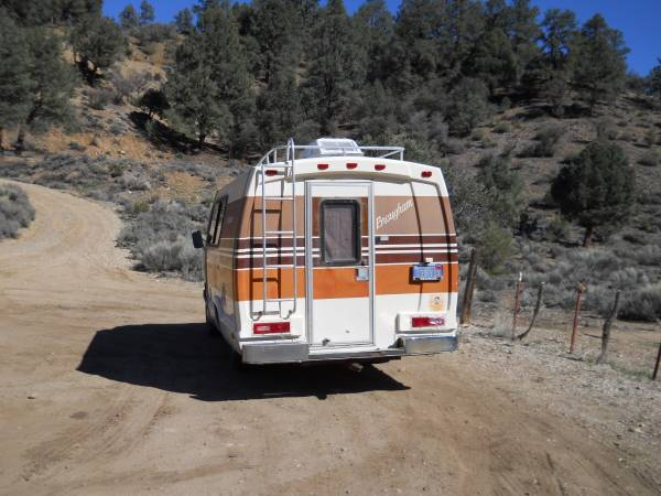 Used Rvs 1979 Dodge Brougham Motorhome For Sale For Sale
