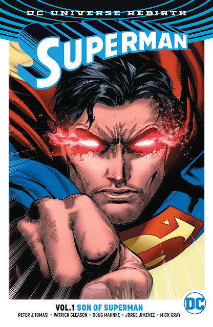dc rebirth superman