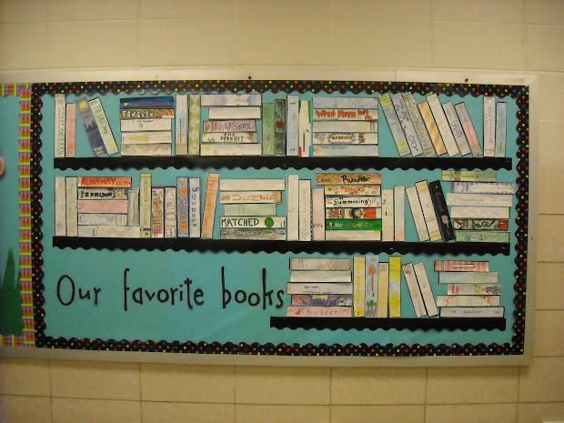 1000 Ideas Book Bulletin Board