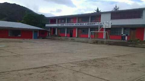 Colegio JOSE FAUSTINO SANCHEZ CARRION - La Colpa