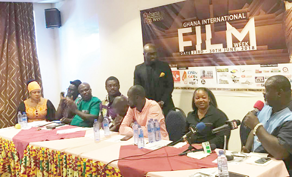 Ghana International Film Week Festival: 10 Veteran Actors To Receive Gh¢25k Worth Of Gold