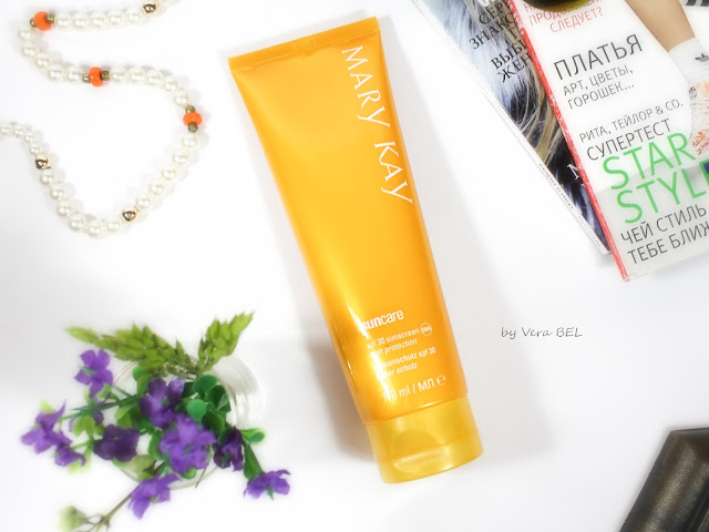Solntsezaschitnyiy krem SPF 30 Mary Kay, Sunscreen