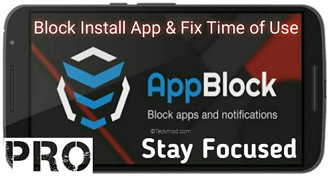 App Block Stay Focused Pro latest Apk for Android free Download