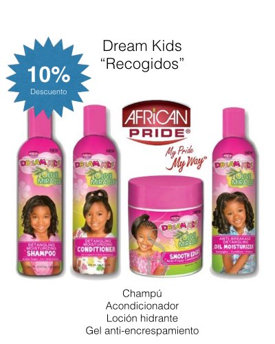 Pack Ahorro Dream Kids Olive Miracle