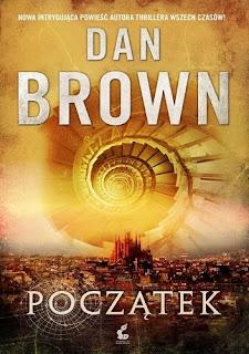 """""""Początek""""- Dan Brown"""