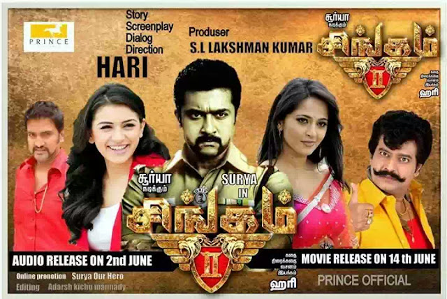 All About Surya Only About Surya: All About Surya, Only About Surya!: Singam 2