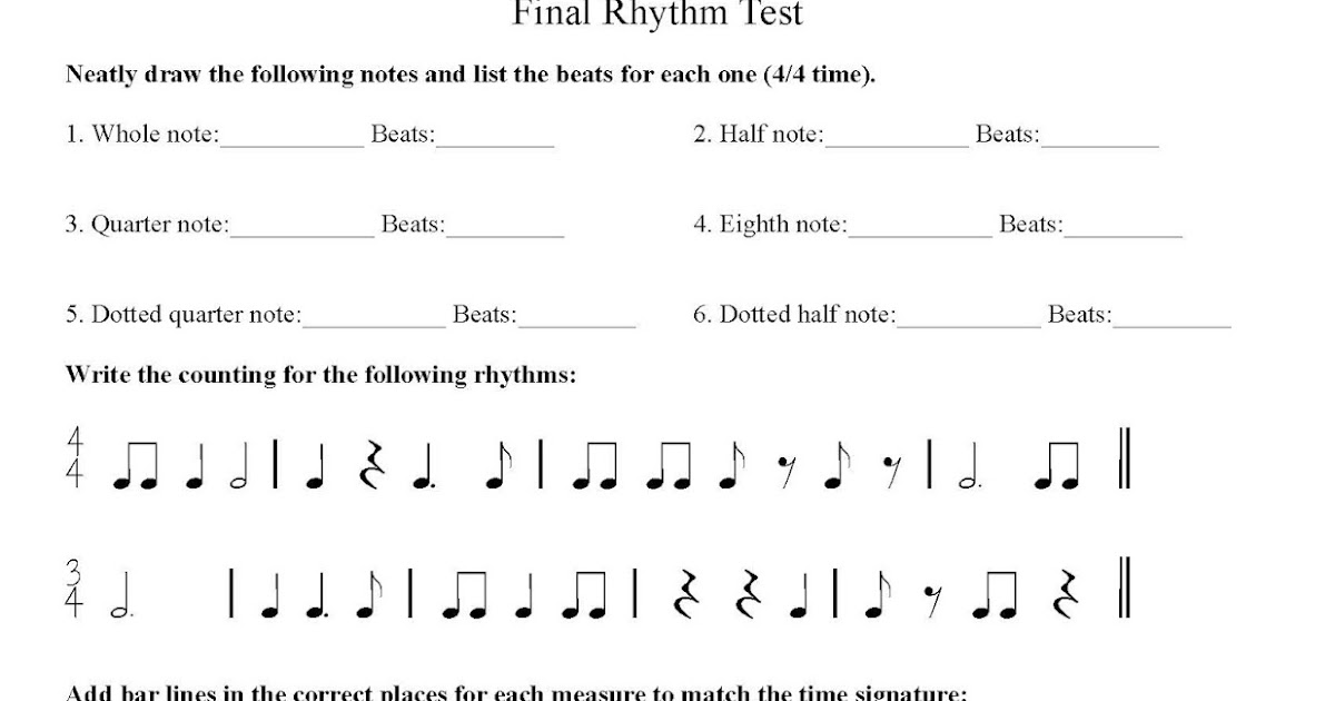 Orchestra Classroom Ideas: Beginning Orchestra Final Exam