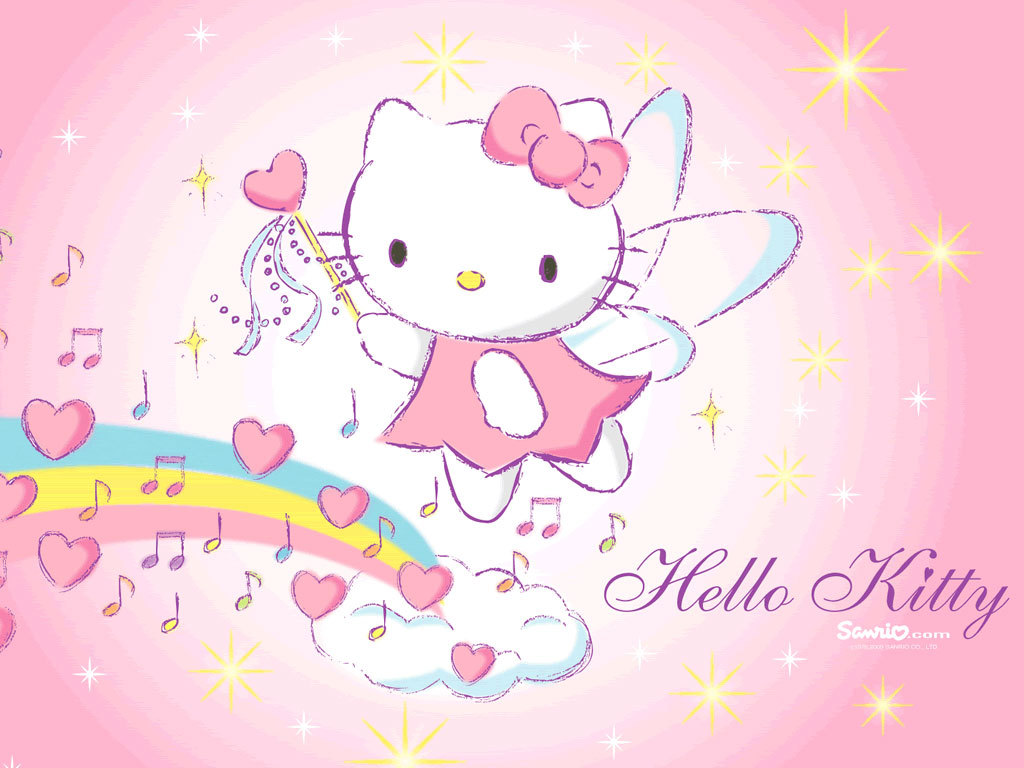 My Hello Kitty Cute Hello Kitty Wallpapers