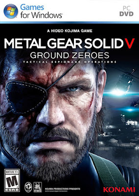 download METAL GEAR SOLID V GROUND ZEROES pc