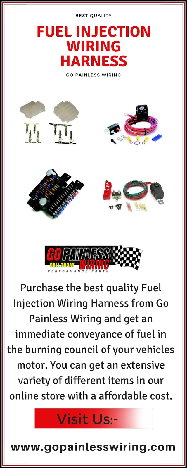 Affordable Wiring Harness Schematic Diagrams Painless Holden Go Performance Parts Boat