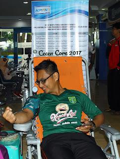 Cecen Core BONEK Donor darah