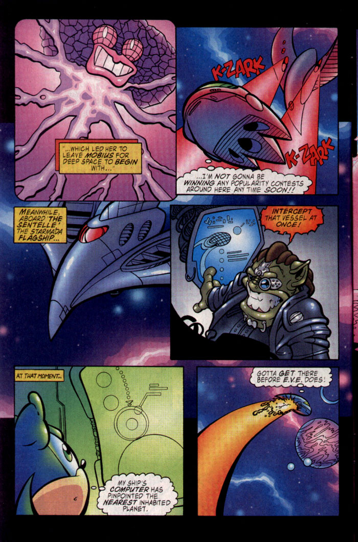 Read online Sonic The Hedgehog comic -  Issue #128 - 10