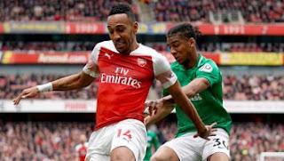 Arsenal vs Brighton 1-1 Highlights