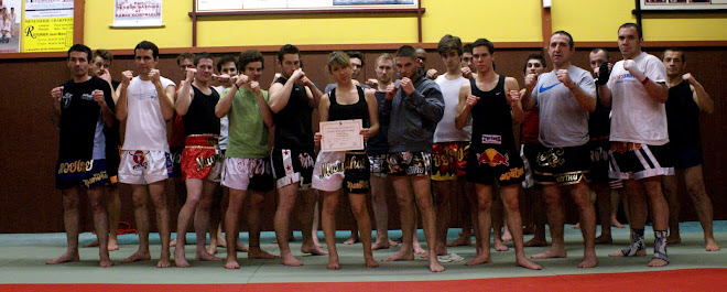 LE MUAY THAI FIGHT 85