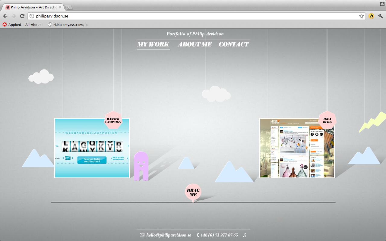 Beautiful websites | Lydiazwoo