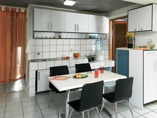 70 Desain Dapur Dan Ruang Makan Sederhana Yang Menjadi Satu Disain