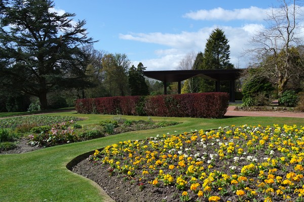 écosse scotland helensburgh hermitage park