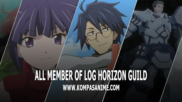 Anggota Guild Log Horizon