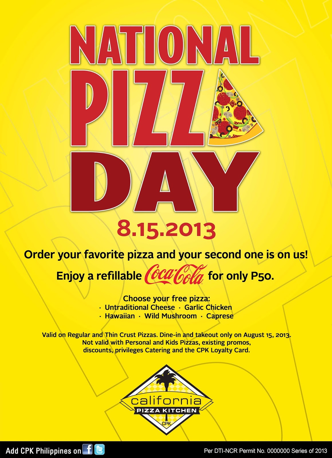 ional pizza day
