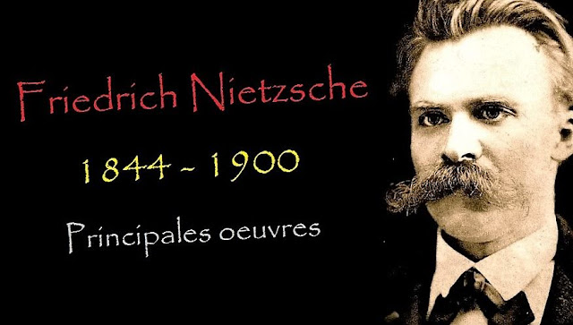 Photo de Friedrich Nietzsche avec moustache.