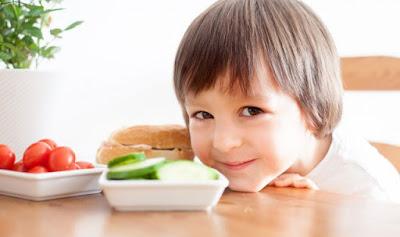 5 Pilihan Makanan Sehat yang Baik Untuk Anak