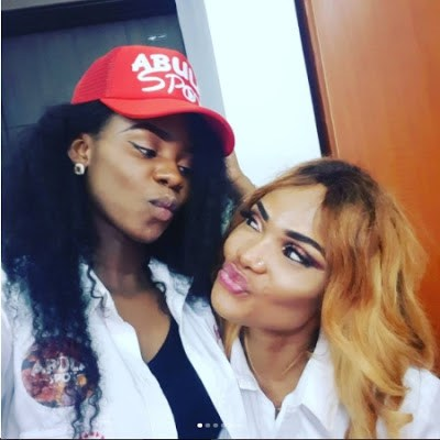 This Lovely Photo Of Star Actress, Iyabo Ojo and Her Daughter Would Make You Want A Child