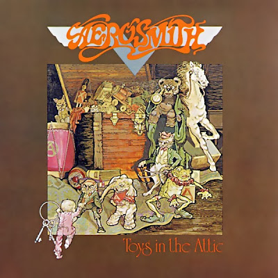 Aerosmith Toys in the Attic 1975