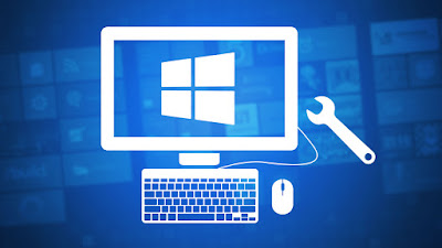 Jasa instal ulang komputer windows di graha raya