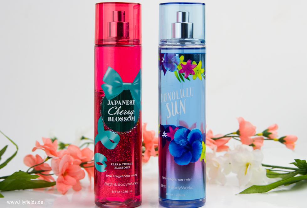 Bath & Body Works - Bodyspray