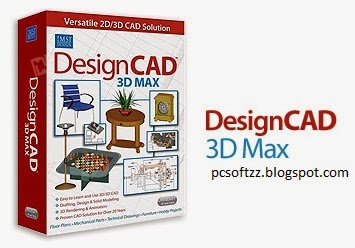 Download IMSI DesignCAD 3D Max v22.0 [Full Version Direct Link]