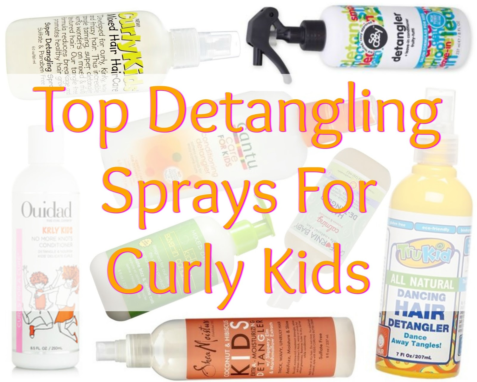 Click here to buy EDEN Body Works Kids Detangling Leave In Conditioner for your kids curls!