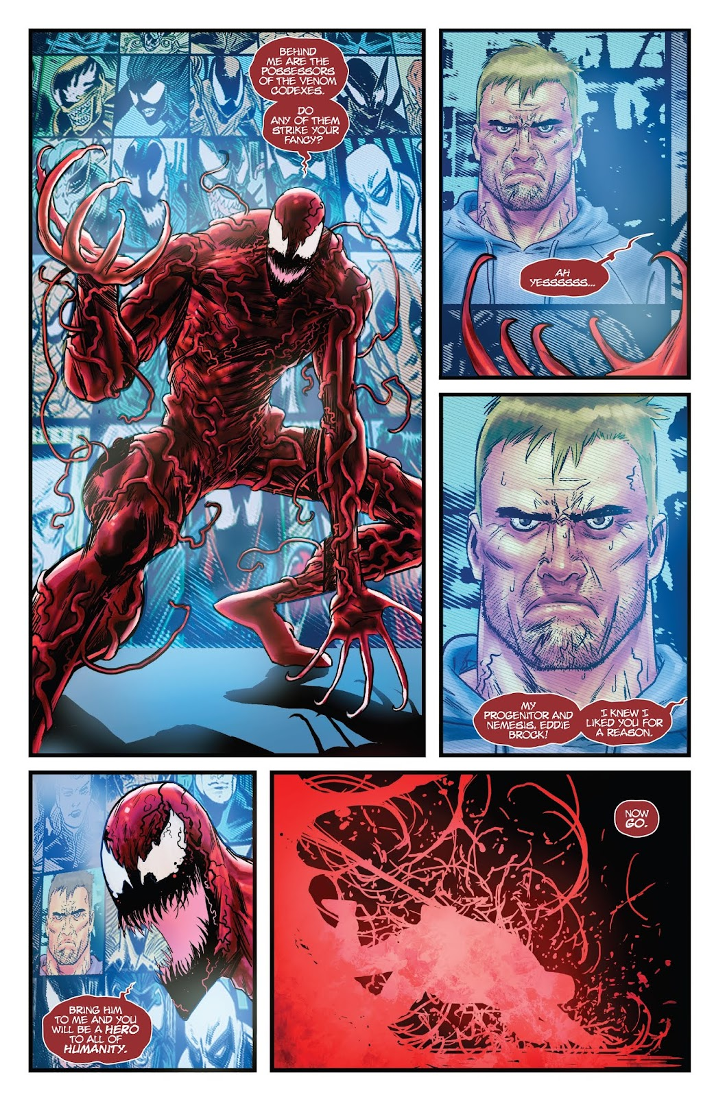 Read online Web of Venom: Unleashed comic -  Issue # Full - 31