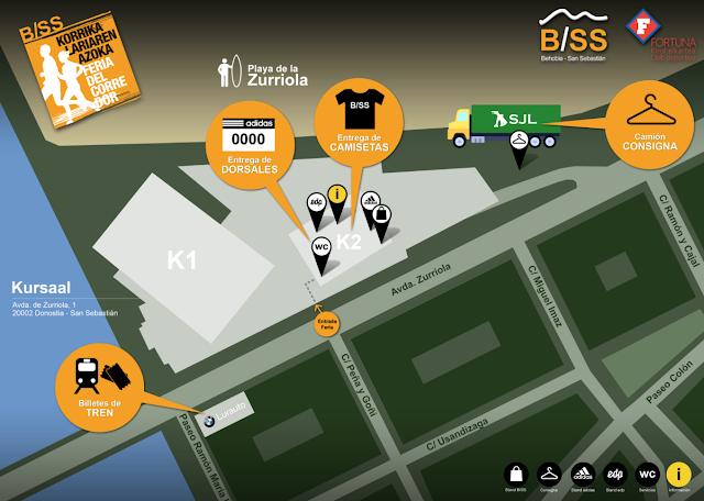 BSS53 -  Feria del Corredor