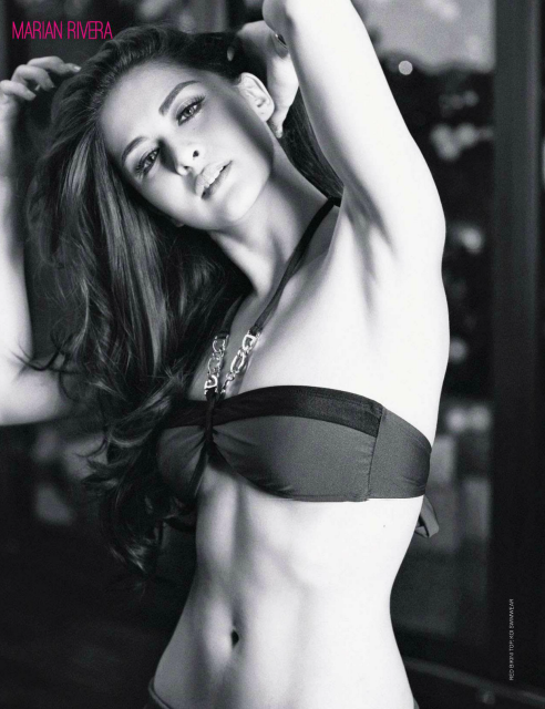 Marian rivera fhm cover are