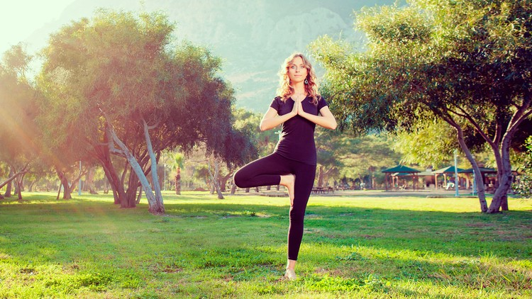 Hatha Yoga & Vinyasa Yoga for Beginners! Green Yoga