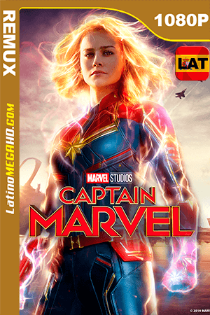 Capitana Marvel (2019) Latino HD BDRemux 1080P ()
