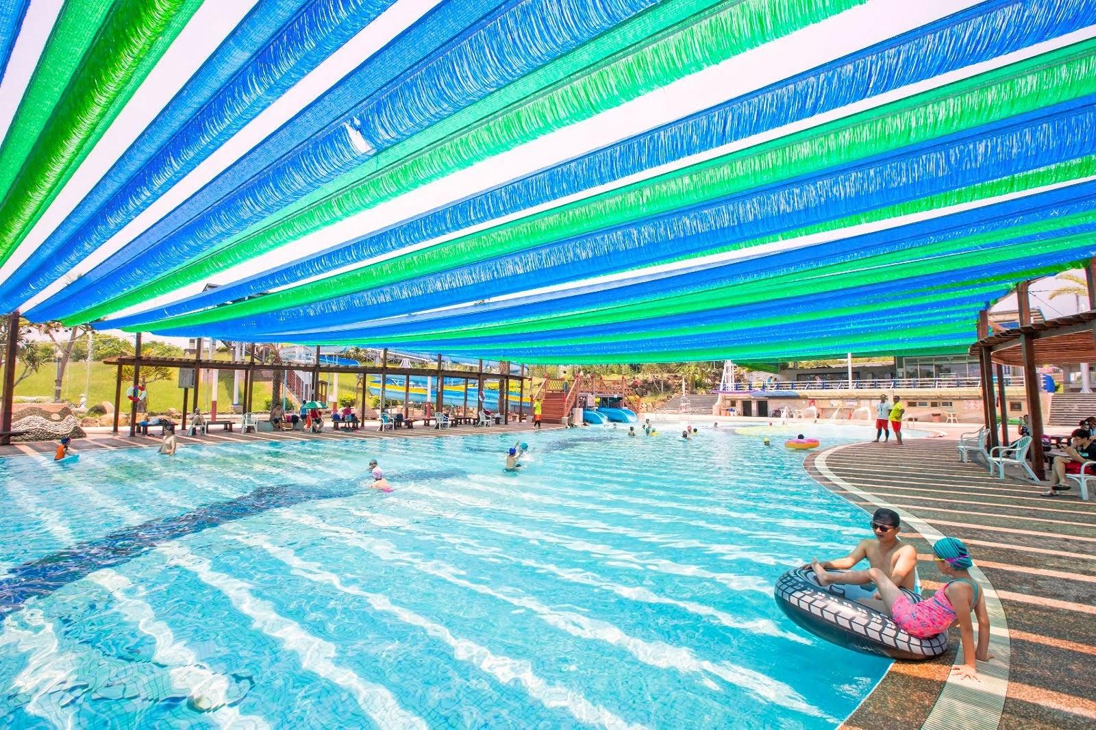 [活動] 可以玩水囉~六歲以下兒童免費入園!烏山頭親水公園7/1開放