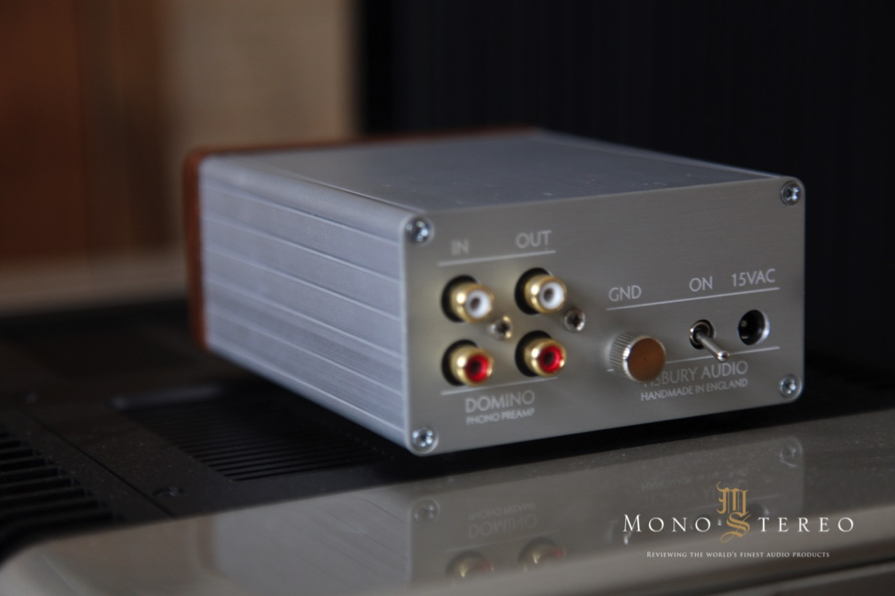 mono and stereo high end audio magazine tisbury audio domino mc mm phono preamplifier review is. Black Bedroom Furniture Sets. Home Design Ideas