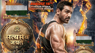 Satyameva Jayate 2018 Hindi Pre-DVDRip 480p & 720p x264 [Hon3yHD] Watch Online | Download Gdrive